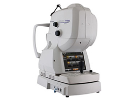 光干渉断層計(DRI OCT triton)